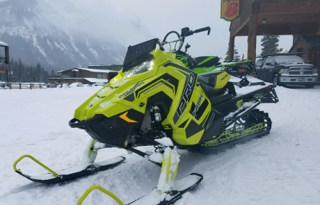 Sled Rentals – Bearclaw Sales and Services