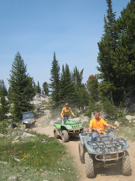 ATV Rentals – Bearclaw Sales and Services
